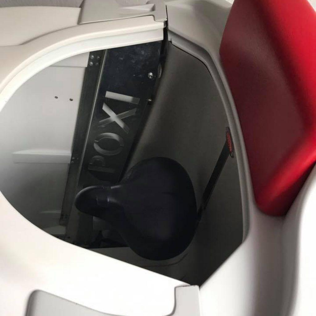 HYPOXI Machine Top view