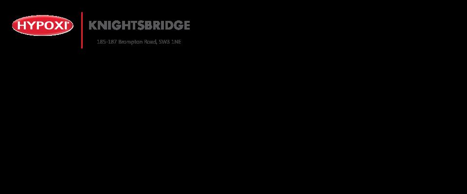 HYPOXI Knightsbridge Postcode